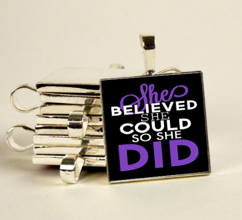 Product: She Believed
