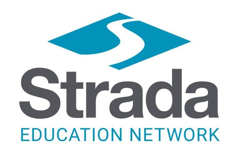 Strada Education Network Logo